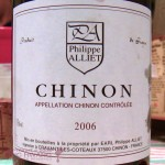 2006 Philippe Alliet Chinon